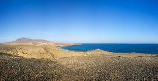 Playa DE Papagayo Stock Foto's