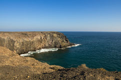 Playa DE Papagayo Stock Afbeelding
