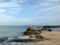 Playa de Pattaya, Tailandia Foto de archivo libre de regalías
