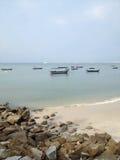 Playa de Penang Fotos de archivo libres de regalías