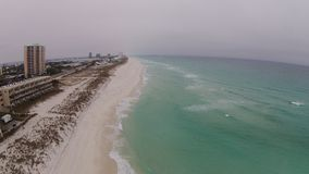 Playa de Pensacola Fotos de archivo