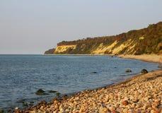 Playa de piedra fotografía de archivo libre de regalías