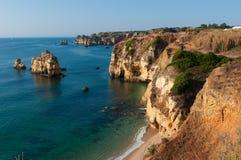 Playa de Portugal Fotografía de archivo