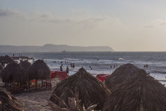 Playa de Pradomar Fotografía de archivo