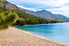 Playa de Punta Rata Foto de archivo