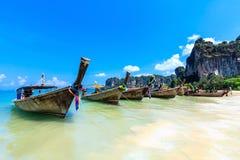 Playa de Railay imagen de archivo libre de regalías