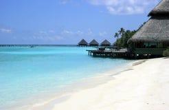 Playa de Rannalhi Fotos de archivo