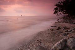 Playa de Remis Fotografía de archivo