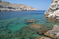 Playa de Rodas Imagen de archivo libre de regalías