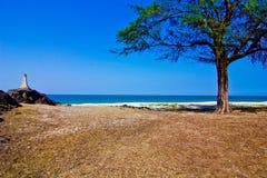 Playa de Samela Fotos de archivo libres de regalías