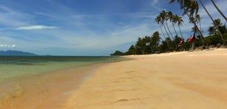 Playa de Samui de la KOH Fotografía de archivo