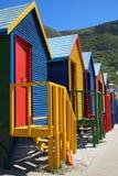 Playa de San Jaime Ciudad del Cabo Imagen de archivo