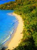 Playa de San Juan Foto de archivo