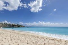 Playa de San Martín Imágenes de archivo libres de regalías