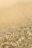 Playa de Sandy 2 imágenes de archivo libres de regalías