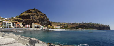 PLAYA DE  SANTIAGO, La Gomera, Canary Island, Spain Stock Photo