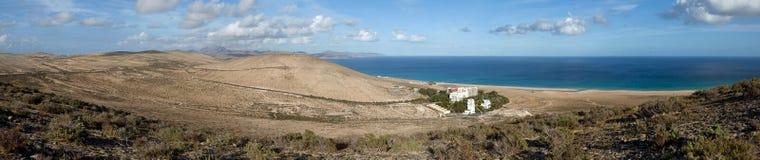 Playa de Sotavento Photographie stock libre de droits