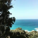 Playa de T?nger imagen de archivo