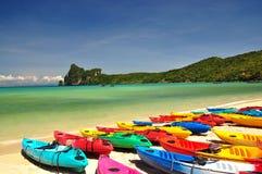 Playa de Tailandia Imagen de archivo