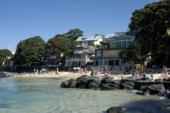 Playa de Takpuna Imagen de archivo libre de regalías