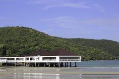 Playa de Toei Ngam Marine Bay Fotos de archivo
