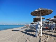 Playa de Torre Lapillo Foto de archivo
