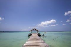 Playa de Trinidad y Tobago Fotografía de archivo libre de regalías