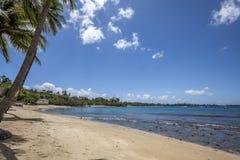 Playa de Trinidad y Tobago Foto de archivo
