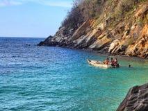 Playa de Tuja Fotos de archivo libres de regalías