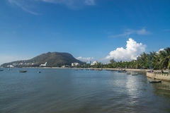 Playa de VÅ©ngTÃ u Imagenes de archivo