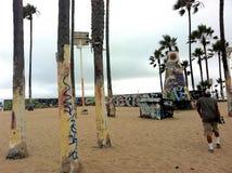 Playa de Venecia foto de archivo libre de regalías