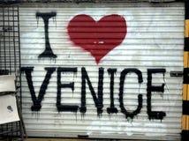 Playa de Venecia Imagenes de archivo