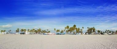 Playa de Venecia, Los Ángeles, California Fotografía de archivo libre de regalías