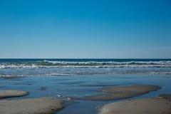 Playa de Wells Fotografía de archivo libre de regalías