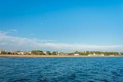 Playa de Williamstown Imagen de archivo libre de regalías