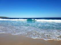 Playa de Yallingup Imágenes de archivo libres de regalías