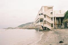Playa de Zushi Fotografía de archivo libre de regalías