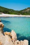 Playa del普林西比 免版税图库摄影