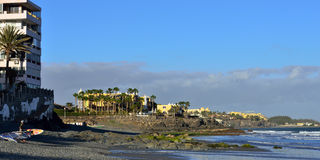 Playa Del Aguila Zdjęcia Stock