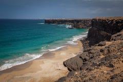 Playa del Aguila stock image