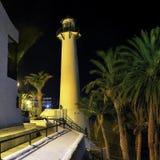Playa Del Aguila Gran Canaria Zdjęcia Royalty Free