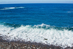 Playa del Bolluyo, Тенерифе, Испания Стоковые Фото