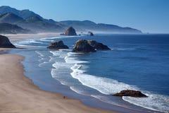 Playa del cañón Imagen de archivo