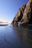 Playa del cañón Fotos de archivo libres de regalías