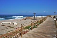 Playa del cabo de Gata Nijar Almeria Andalusia Spain de Fabriquilla imagenes de archivo