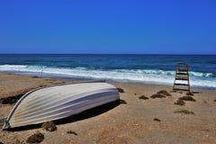 Playa del cabo de Gata Nijar Almeria Andalusia Spain de Fabriquilla foto de archivo