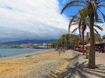 Playa del canario Foto de archivo