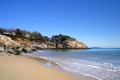 Playa del canto Fotos de archivo libres de regalías