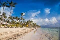 Playa del Caribe Fotos de archivo libres de regalías