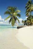 Playa del Caribe fotografía de archivo